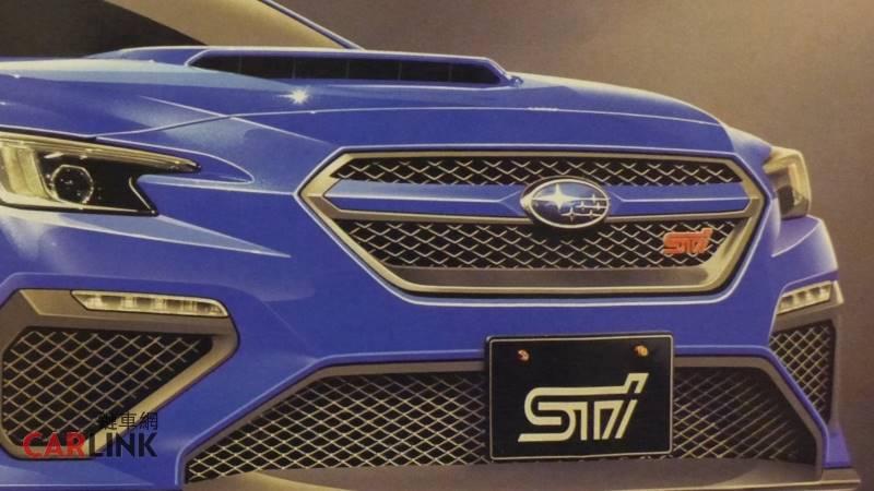 2021 Subaru WRX STI 5