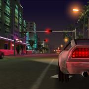 Beta Deluxo rear shot at night