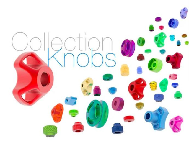 Knobs Collection - Cool Things to 3D Print