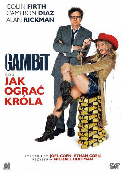 Gambit, czyli jak ograć króla / Gambit (2012) PL.AC3.DVDRip.XviD-GR4PE / Lektor PL