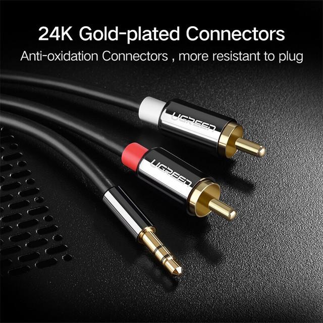 Ugreen-Cable-RCA-Jack-2-rca-a-3-5mm-cable-de-audio-0-5-m-1-1