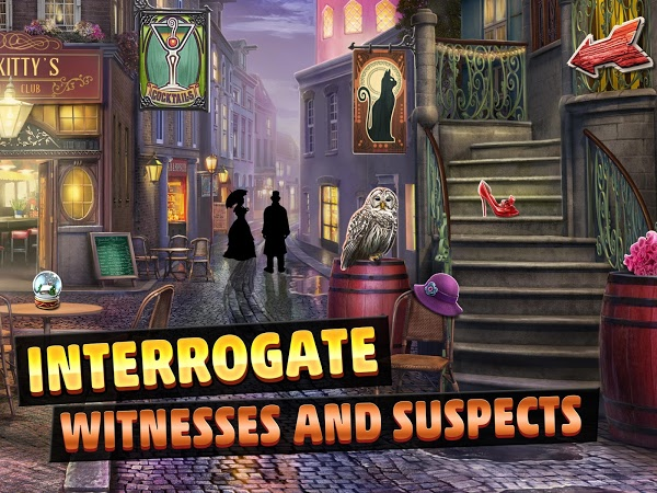 Criminal Case: Mysteries of the Past APK (MOD Unlocked)