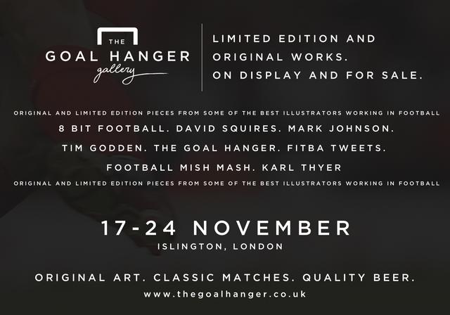 Goal Hanger Gallery