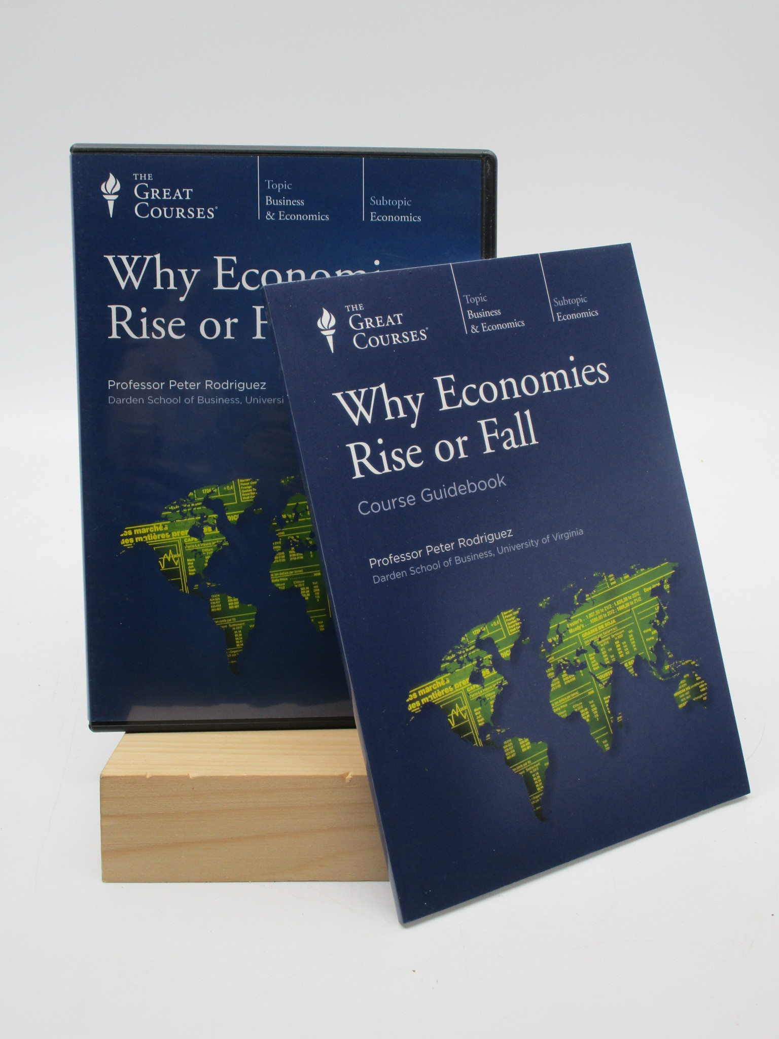 Image for Why Economies Rise or Fall