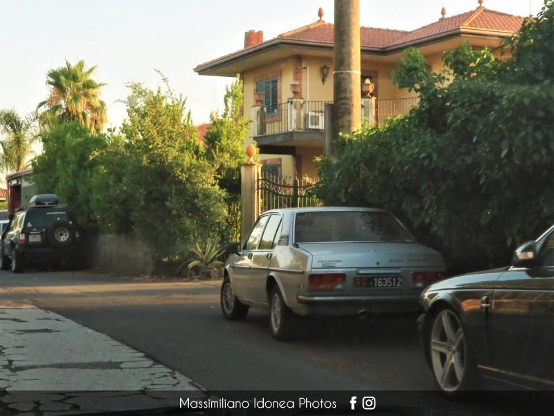 avvistamenti auto storiche - Pagina 32 Alfa-Romeo-Alfetta-America-2-0-125cv-81-RG163512
