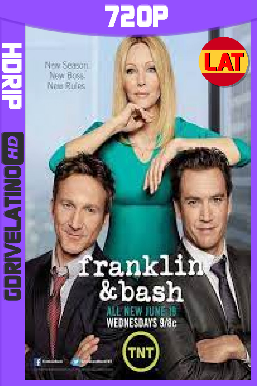 Franklin & Bash (2011) Temporada 1 HDRip 720p Latino-Inglés MKV
