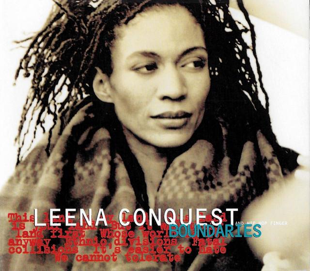 Leena-Conquest-Boundaries-Cover