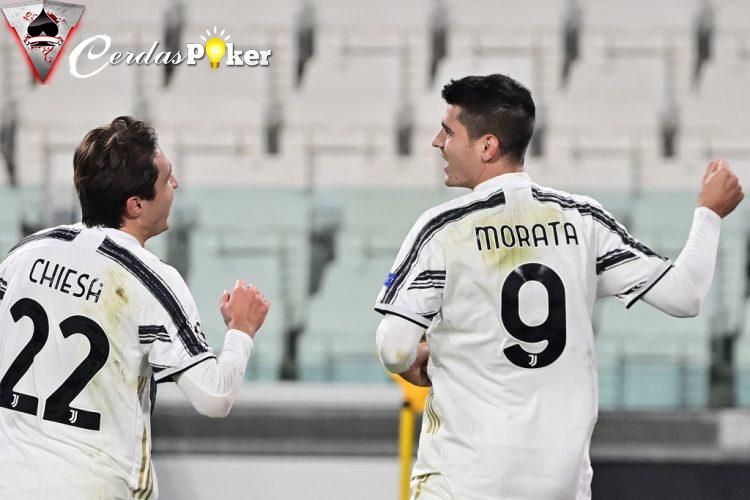 Cetak Gol Kemenangan Juve di Injury Time, Morata: Saya Lebih Lengkap