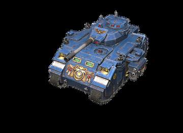 Премиум танк Predator UM World of Tanks Blitz