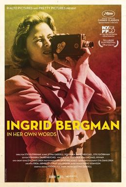 ინგრიდ ბერგმანი თავისივე სიტყვებით INGRID BERGMAN: IN HER OWN WORDS