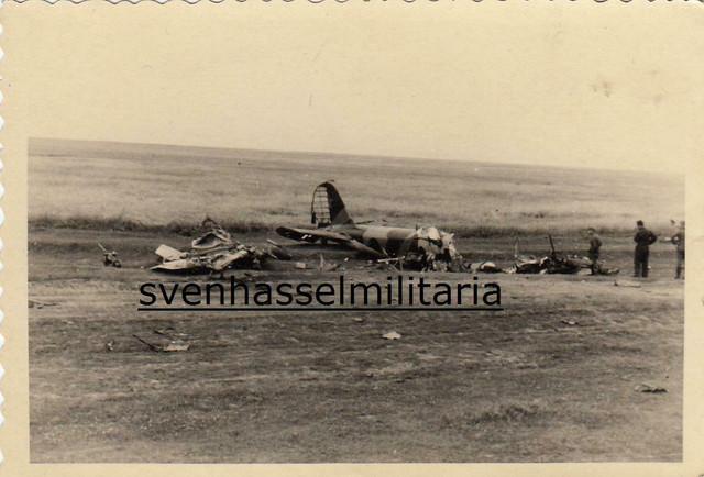 Abschuss-Absturz-Sturz-Flugzeug-Crash-Wrack-Airplane-Russland