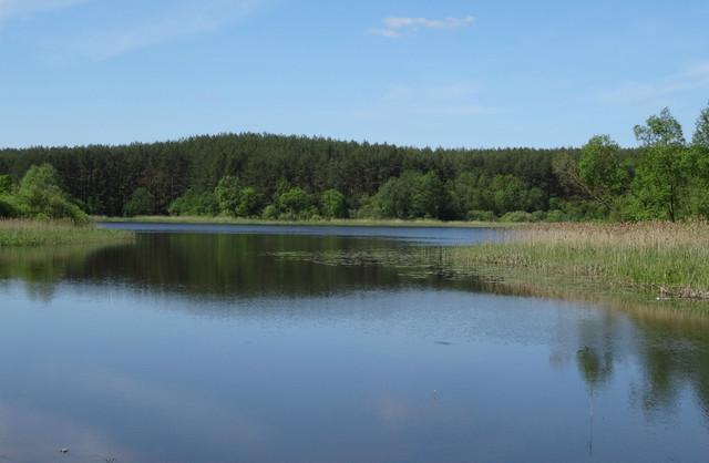 Озеро Луговое