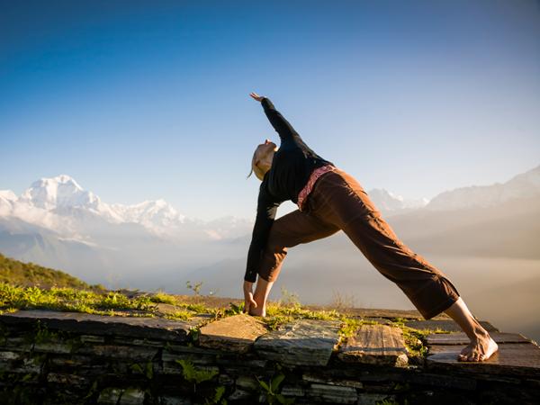Alasan Mengapa Yoga Baik untuk Anda
