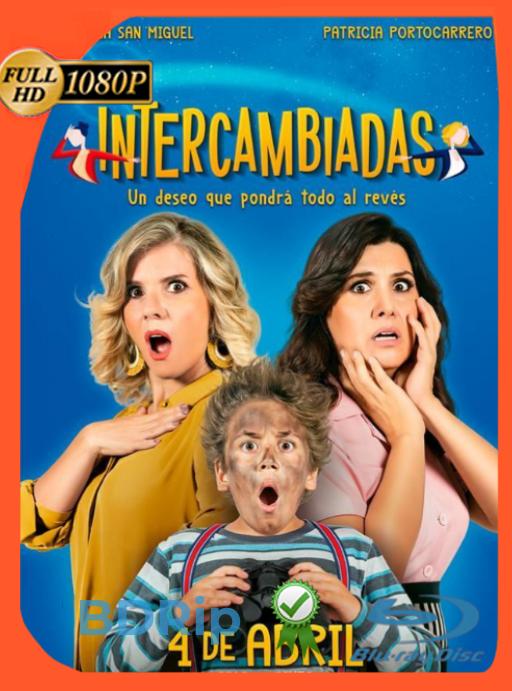 Intercambiadas (2019) BDRip [1080p] Latino [GoogleDrive] [zgnrips]