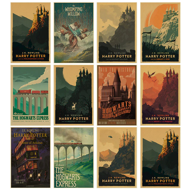 New-vintage-poster-Harry-Potter-Hogwarts-Express-Diagon-Alley-Hogsmeade-etc-Film-kraft-paper-wall-Movie-jpg-640x640