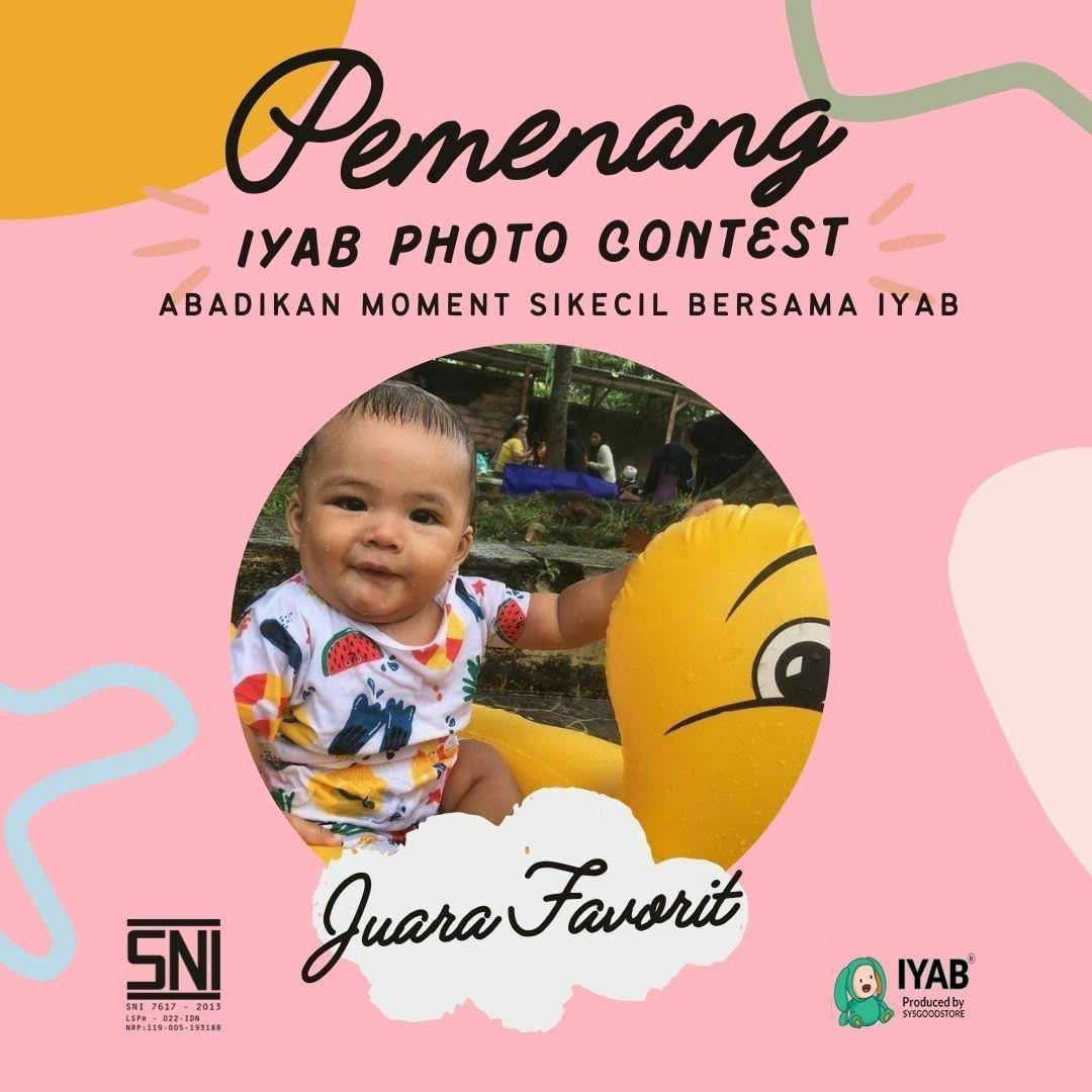 pemenang juara foto kontes iyab juara favorit 1