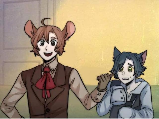 BL版貓和老鼠 Image