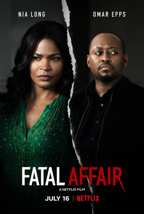 Fatalny romans / Fatal Affair (2020) PL.NF.WEB-DL.XviD-KiT | Lektor PL
