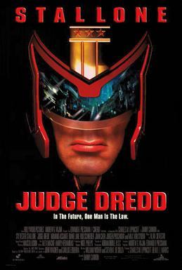 მოსამართლე დრედი JUDGE DREDD