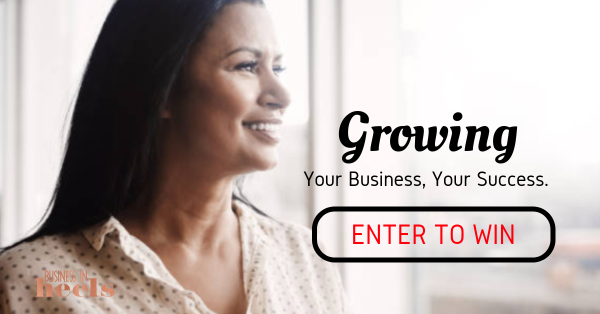 Contest Giveaway Growing Professional Membership Women in Business