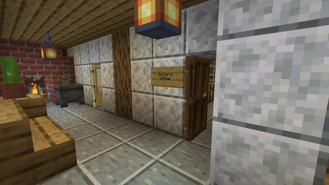 lvl 5 hallway
