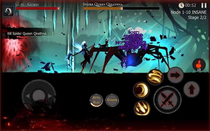 Shadow of Death (MOD, Crystals/Souls)