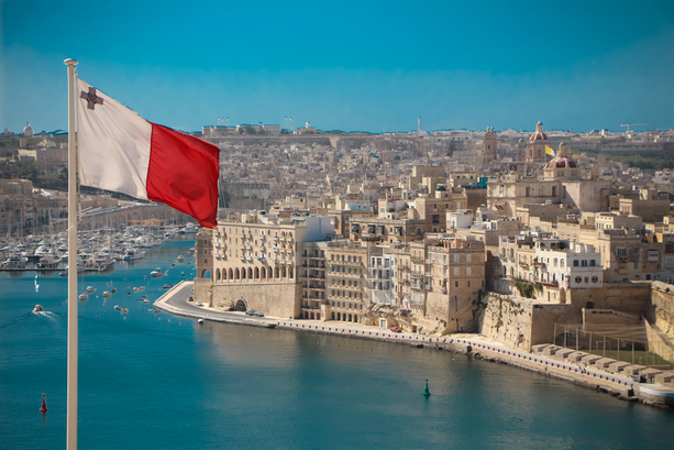 Panorámica Malta Maratón Malta Travelmarathon.es