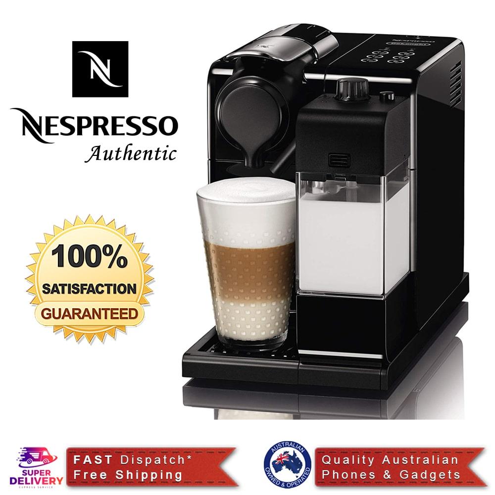 NEW Nespresso By Delonghi Lattissima Touch Nespresso ...