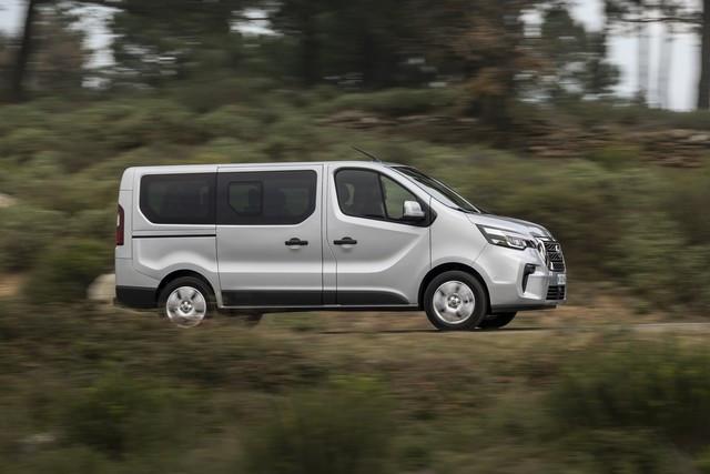 Le Nissan NV300 Combi Fait Peau Neuve New-NV300-Combi-Dynamic-12-source