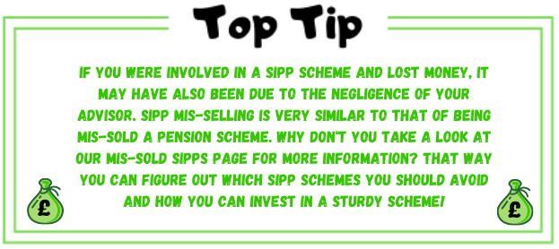 SIPP Schemes and help