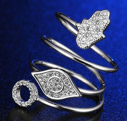 Spiral-Ring