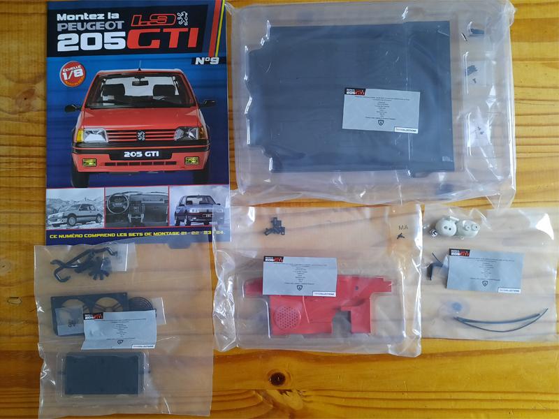 Maquette 205 GTI 1/8 Maquette-9-2