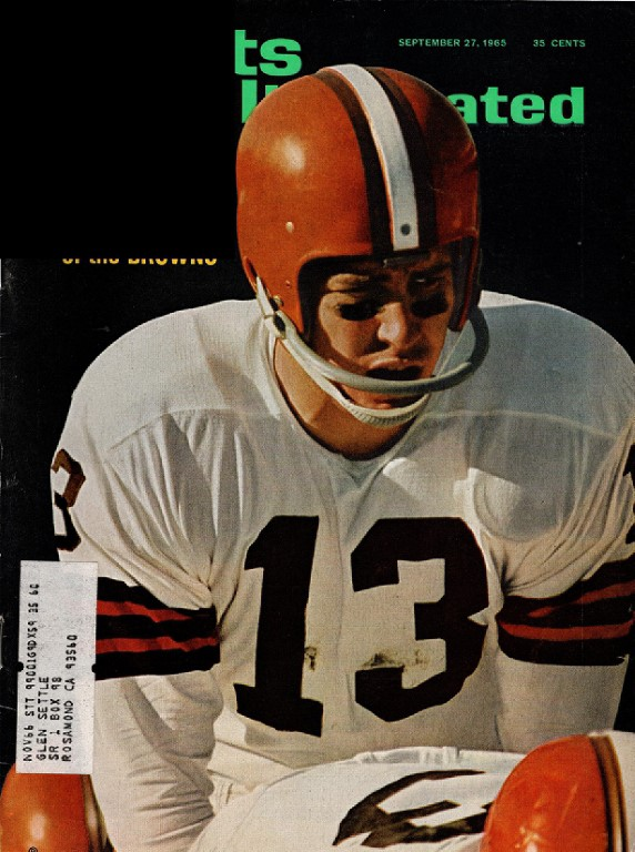 Sports Illustrated, September 27, 1965, N/A