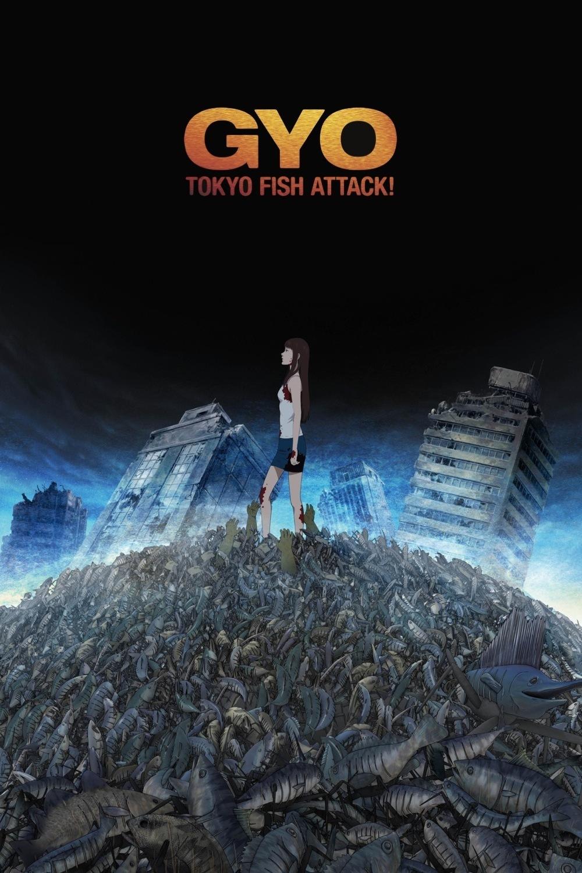 173397 - Gyo (2012) [BD Ligero] [Sub Español] [Mega - 1Fichier] - Anime Ligero [Descargas]