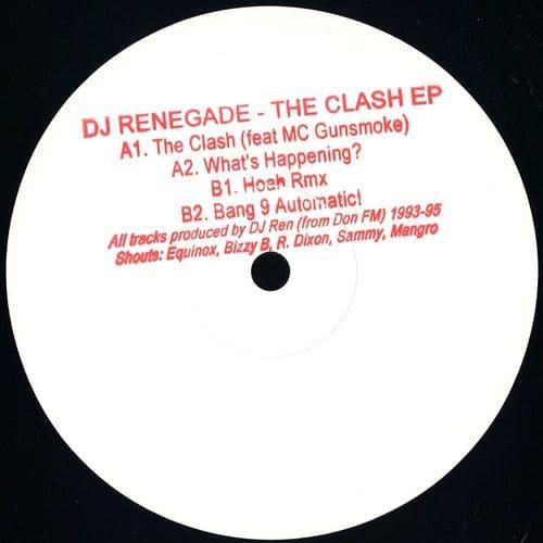 Download DJ Renegade - The Clash EP mp3