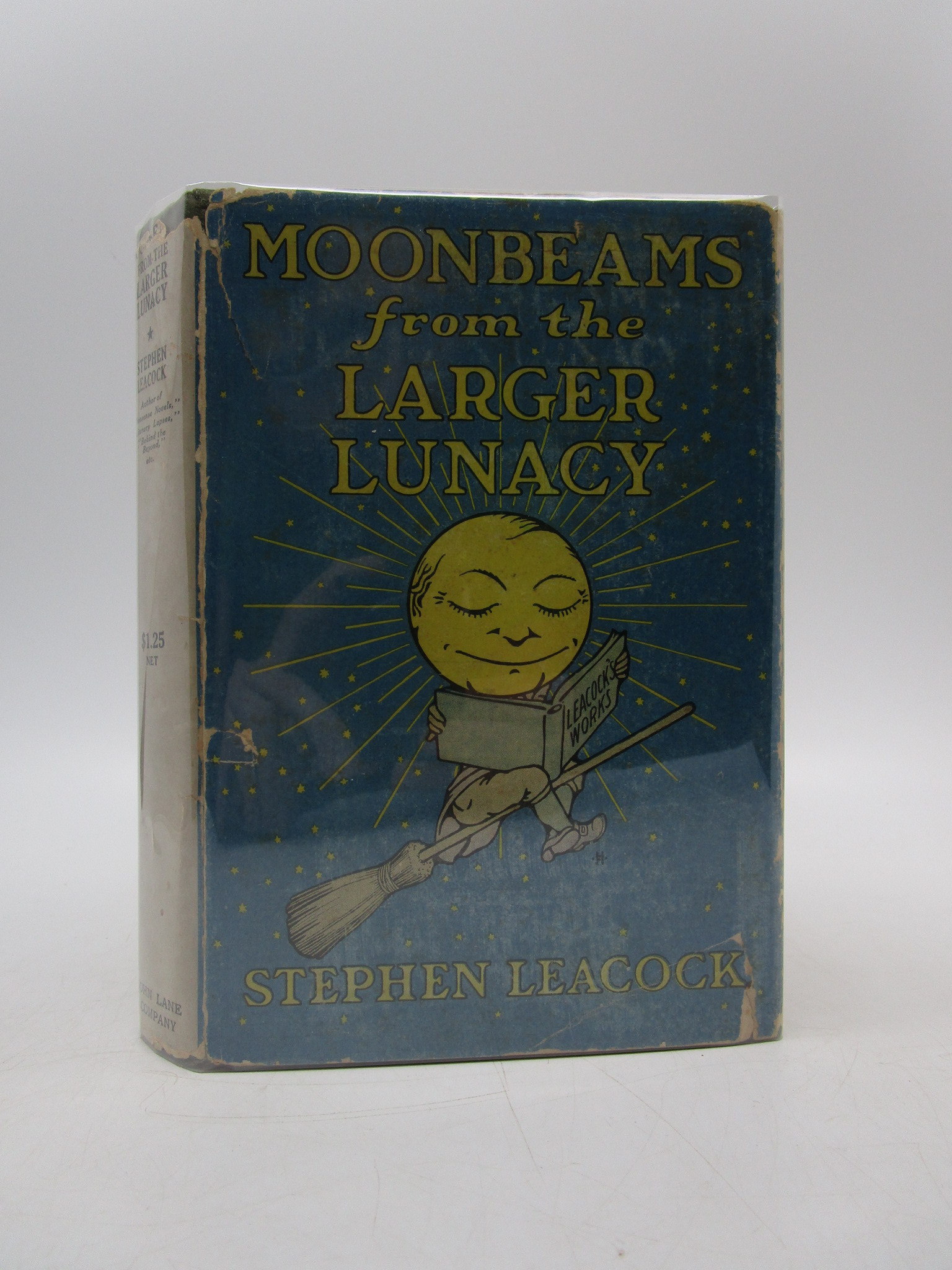 Image for Moonbeams from the Larger Lunacy