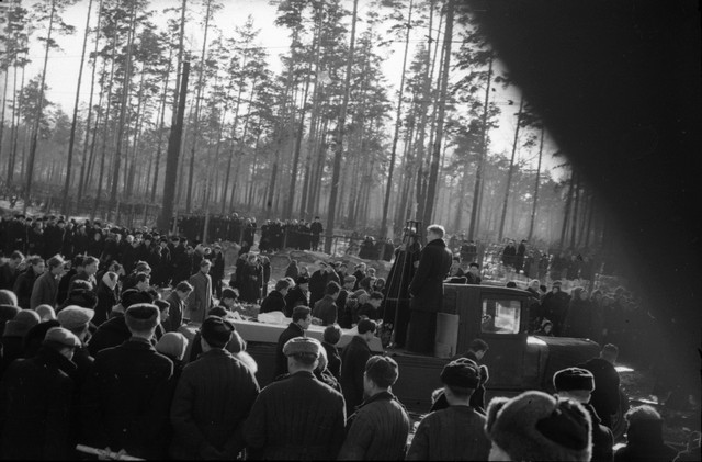 Dyatlov pass funerals 9 march 1959 20