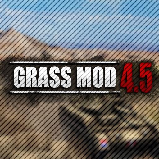 Скачать Grass Mod 4.5 — бесплатно