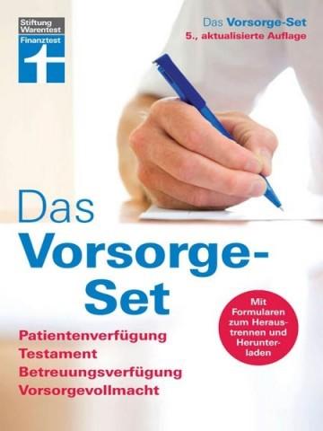 Cover: Stiftung Warentest Finanztest Sonderheft Magazin 2021