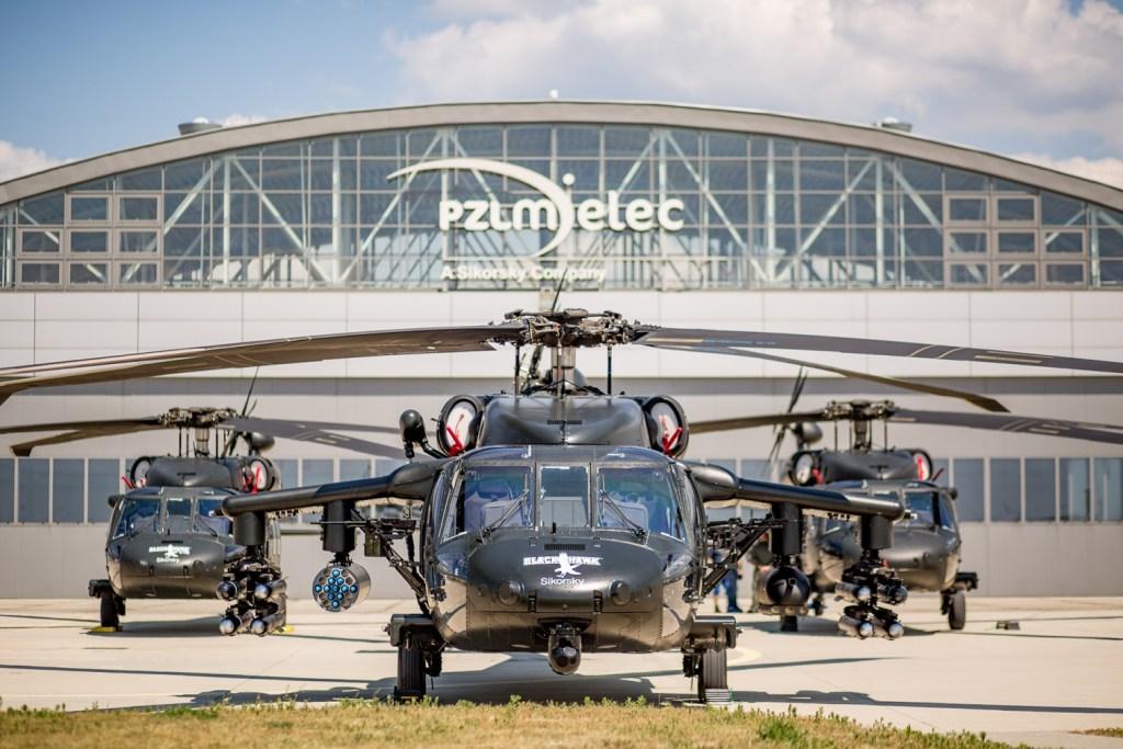 Argentina negocia la adquisición de helicópteros S70i (Vìdeo)