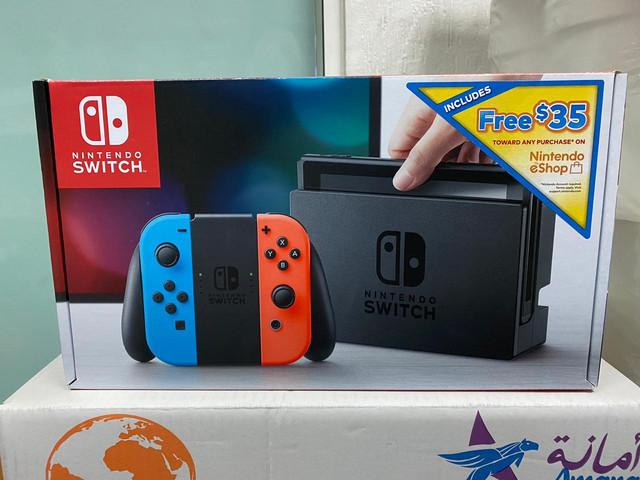 Les différents pack Switch 35