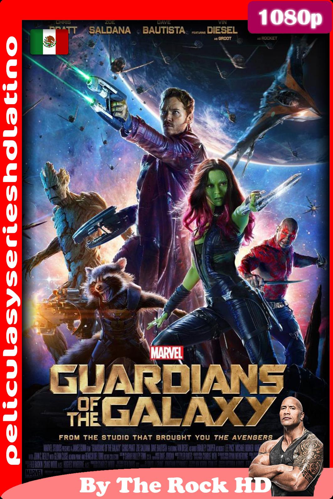 Guardianes de la galaxia, (2014)[1080p] [Latino] [Google Drive]