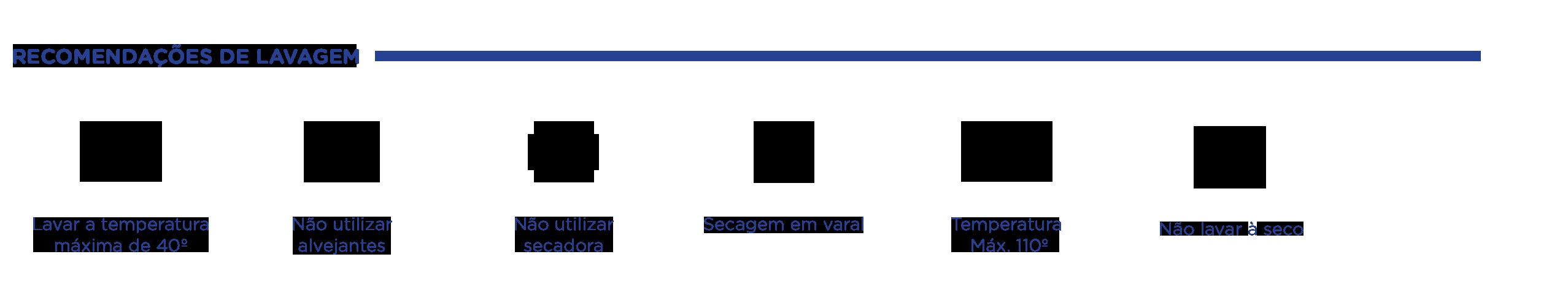 Instrução de Lavagem Tricolines