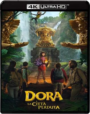 Dora e la città perduta (2019) .mkv UHD 4K WEBDL 2160p HDR10 ITA ENG AC3 DD5.1 HEVC - Sub