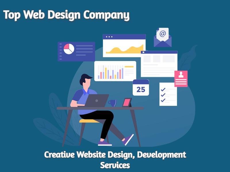 Top Web Design Company | Creative Website Design, Development Services