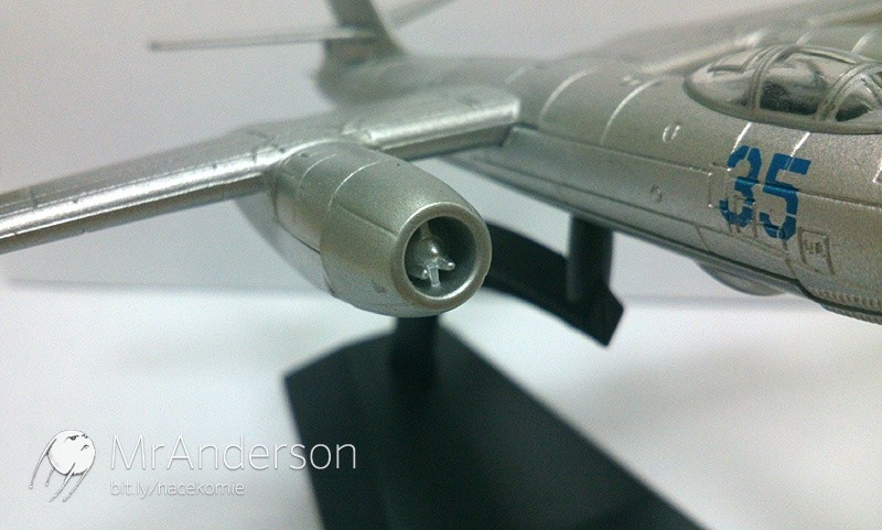 Легендарные самолеты № 58 Ил-28 - фото модели, обсуждение