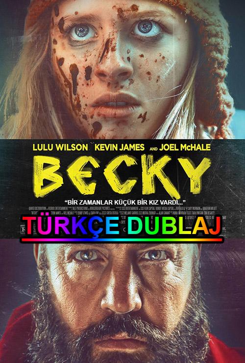 Becky | 2020 | WEB-DL | XviD | Türkçe Dublaj | m720p - m1080p | WEB-DL | Tek Link