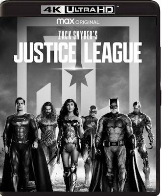 Justice League - Zack Snyder'S Cut (2021) UHD 2160p WEBrip HDR10 HEVC E-AC3 ITA/ENG