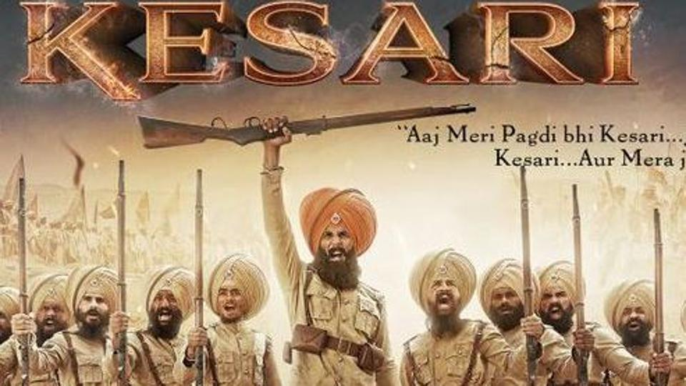 Kesari (2019) Hindi Movie HDRip 720p