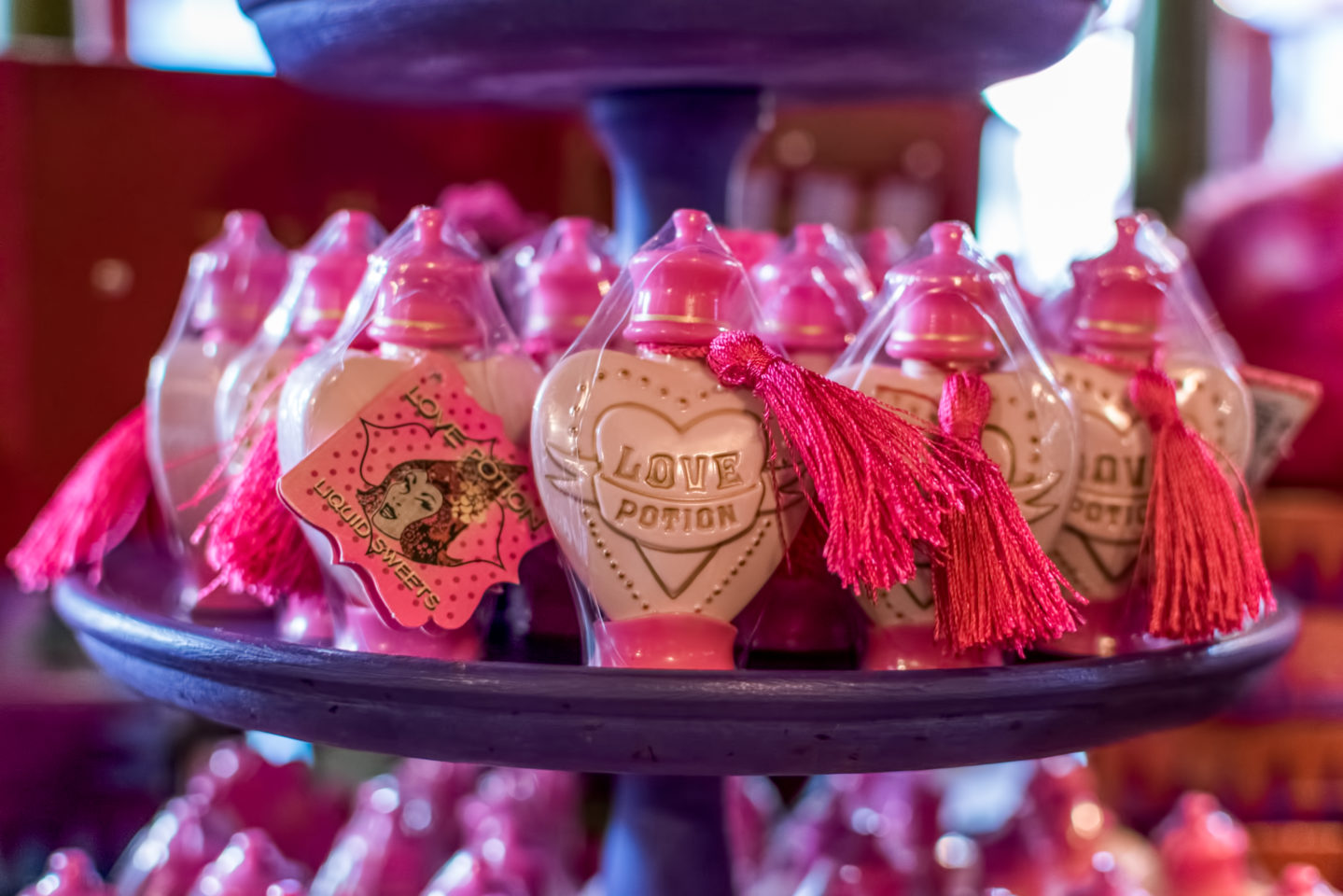 Love Potion at the Wizarding World of Harry Potter
